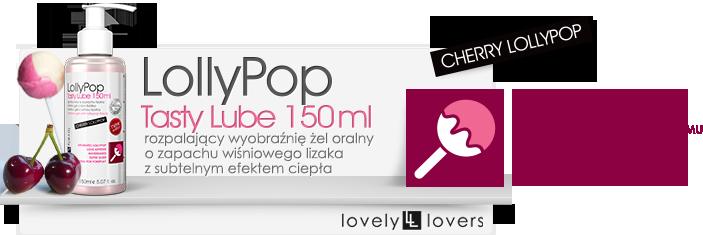 lovely lovers lovelylovers lollypop tasty lube