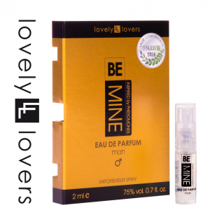 LOVELY LOVERS BEMINE Original 2ml EDP man