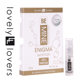 LOVELY LOVERS BEMINE ENIGMA 2ml PARFUM woman